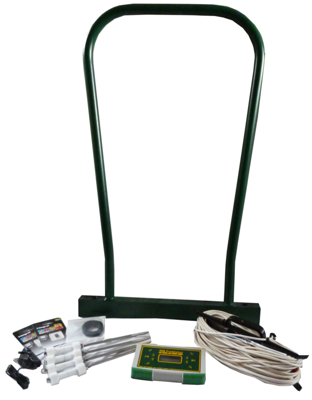 The TAR-3 Kit - Resistivity Meter